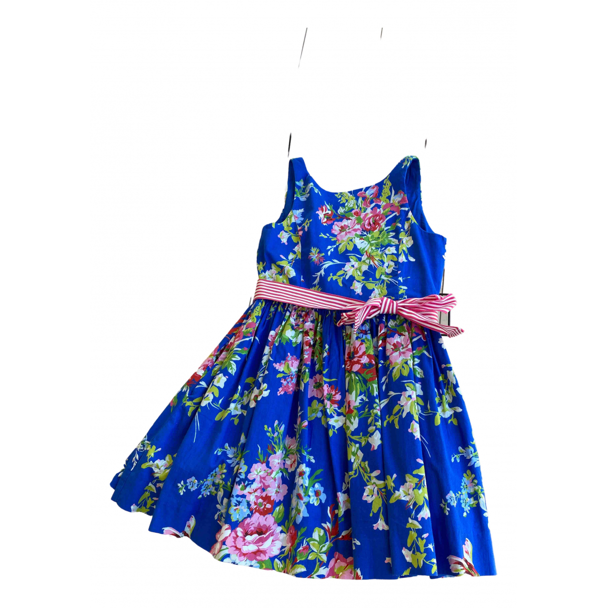Polo Ralph Lauren \N Kleid in  Bunt Baumwolle
