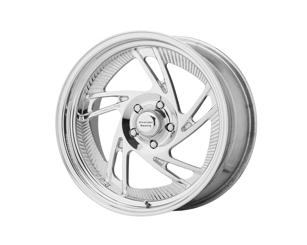 American Racing Forged VF202 Wheel 15x6 Blank +0mm Polished
