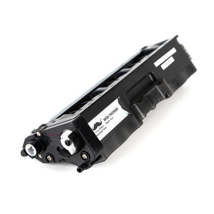 Compatible Brother TN336BK - TN-336 Black Toner Cartridge by Moustache, 3 Pack - High Yield