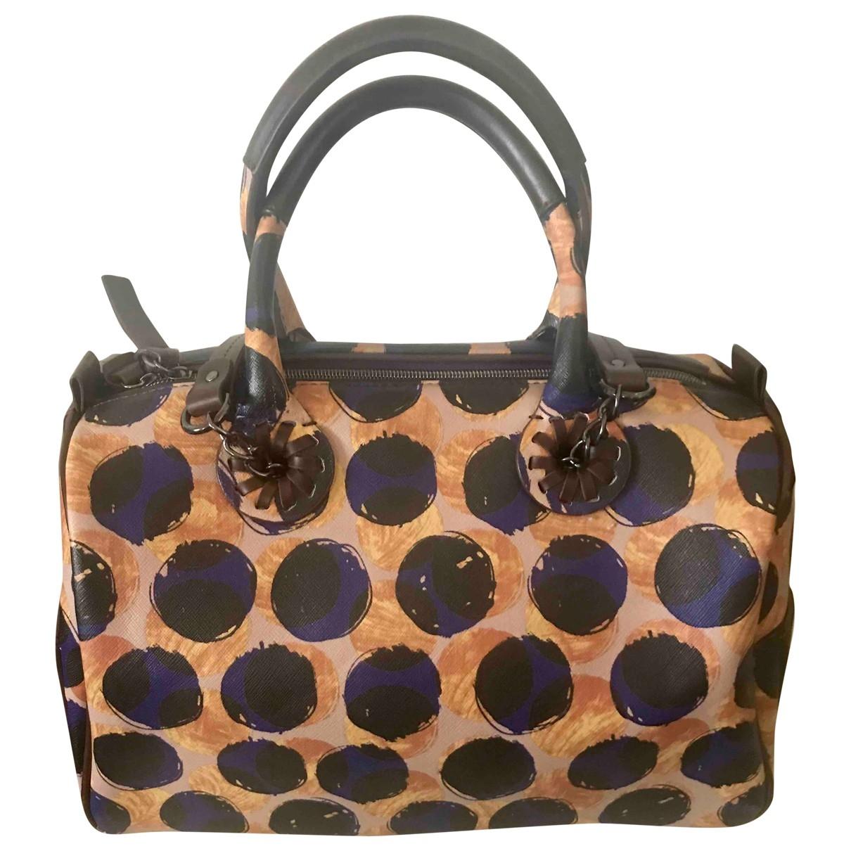 Maliparmi \N Handtasche in  Bunt Synthetik