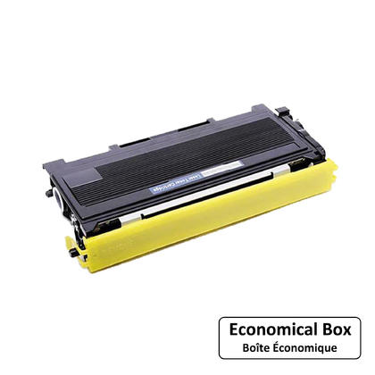 Compatible Brother TN350 Black Toner Cartridge - Economical Box