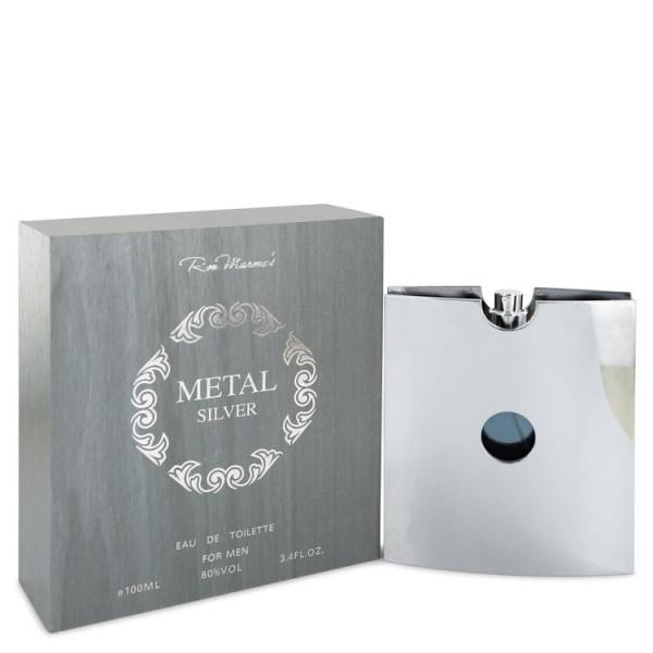 Metal Silver - Ron Marone Eau de Toilette Spray 100 ml