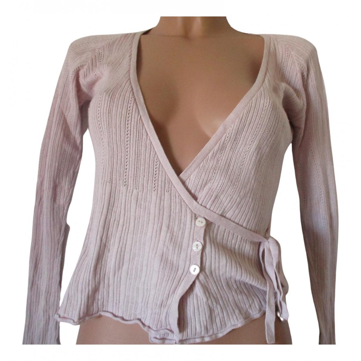 Max & Co - Pull   pour femme en laine - beige