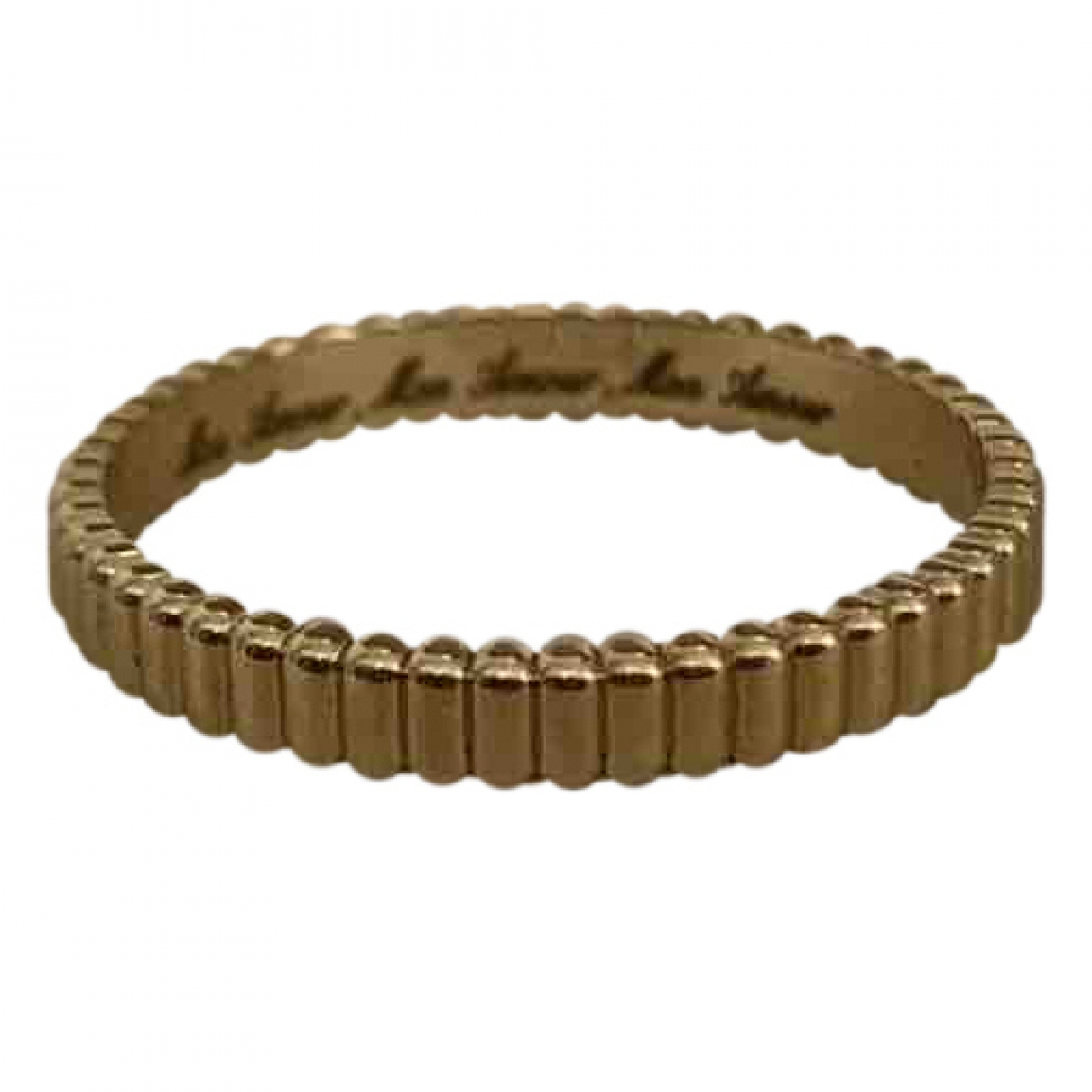 Boucheron \N Gold Yellow gold ring for Women \N