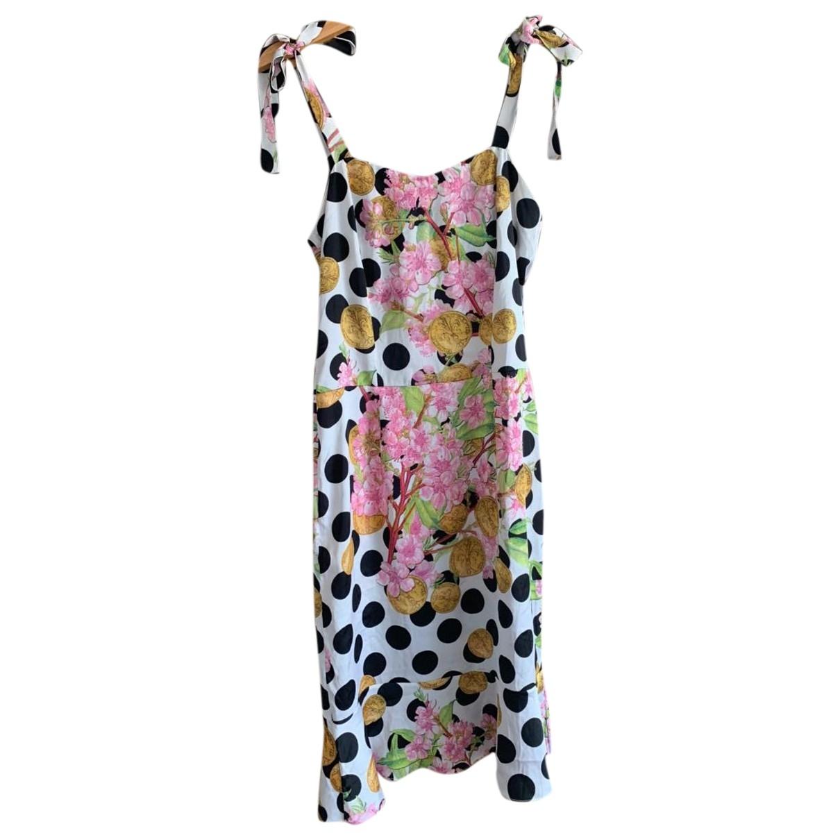 Mini vestido Versace