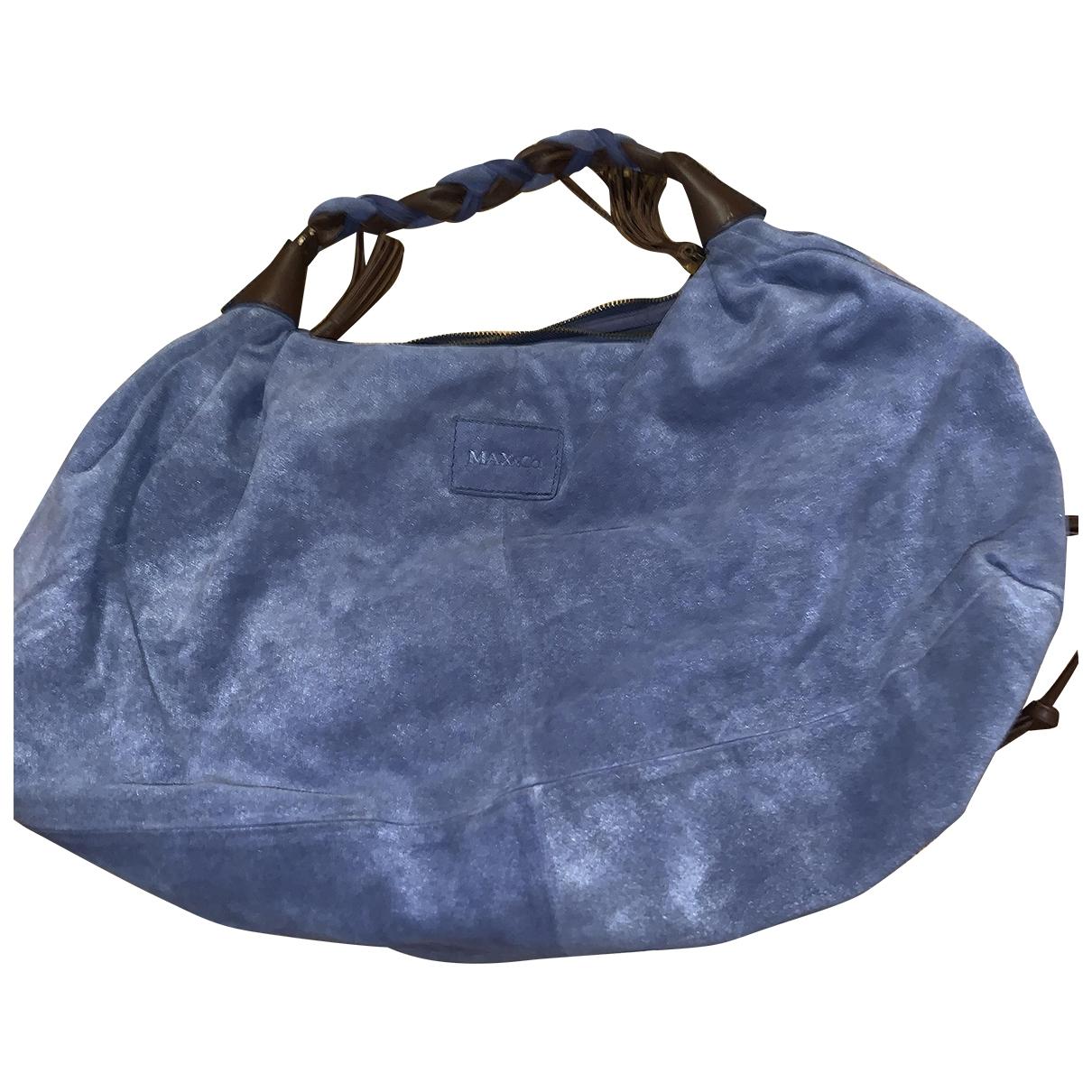 Max & Co \N Leather handbag for Women \N