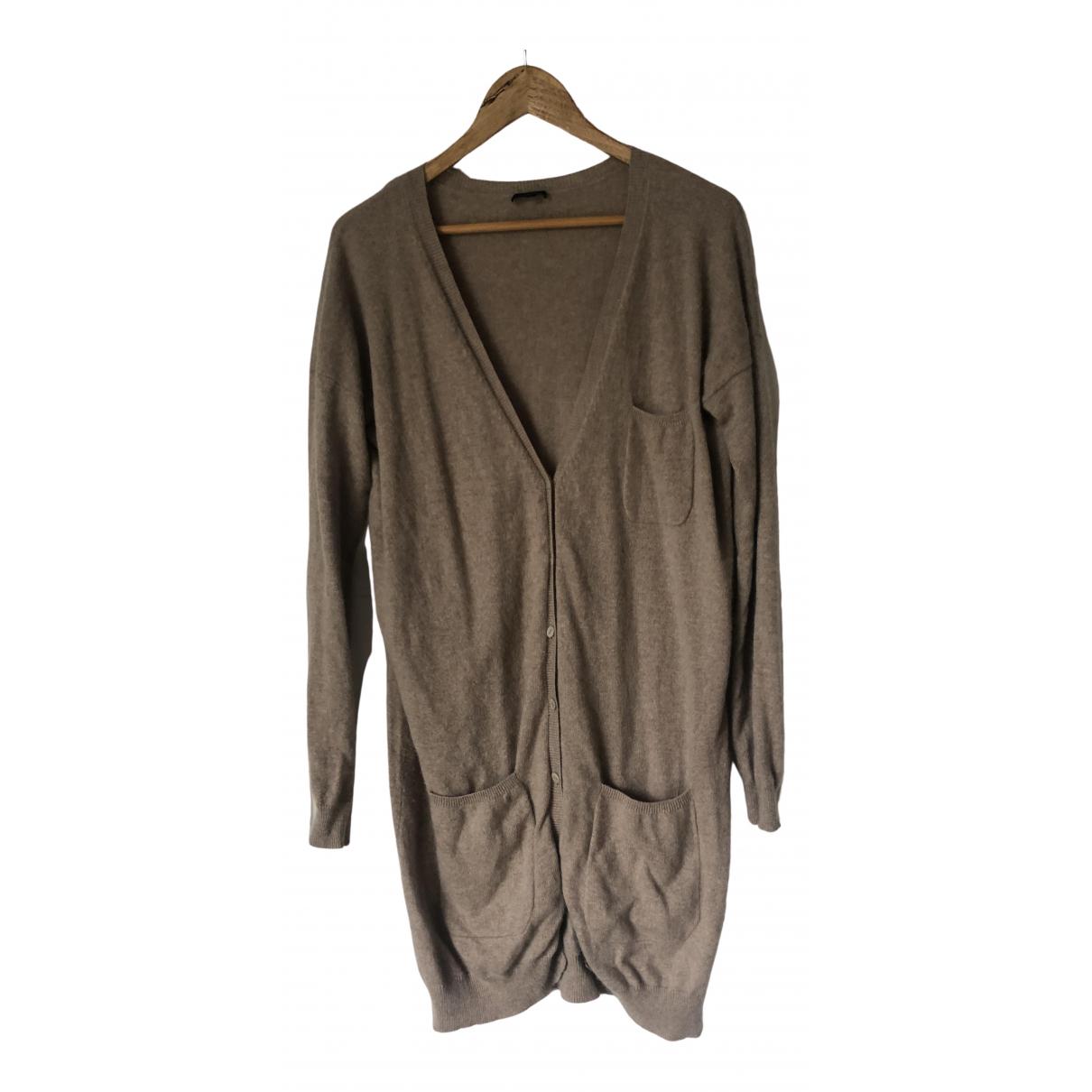 Joseph - Pull   pour femme en cachemire - beige