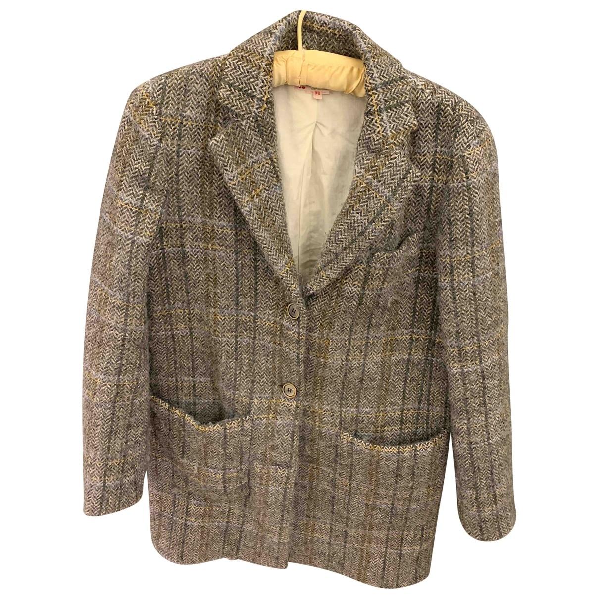 Bonpoint \N Multicolour Wool coat for Women XS International