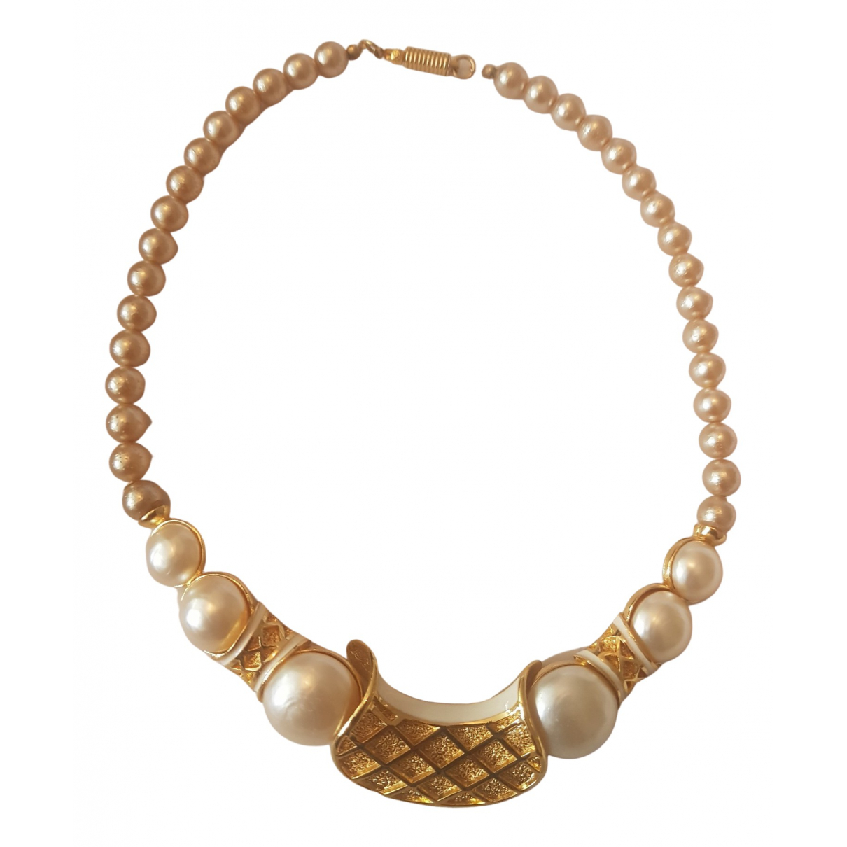 Balenciaga \N Pearls necklace for Women \N