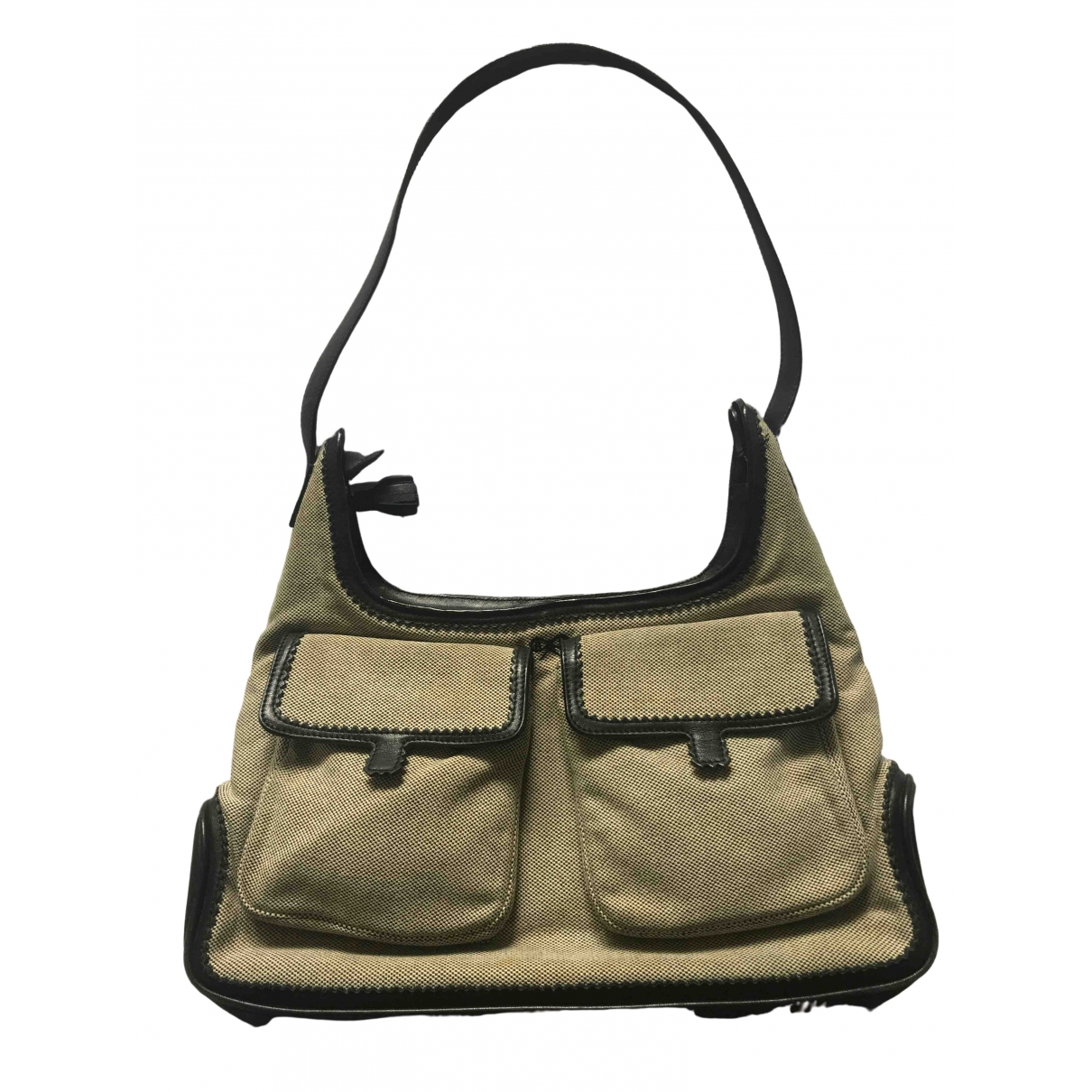 Anya Hindmarch \N Beige Cloth handbag for Women \N