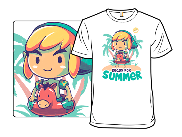 Ready For Summer T Shirt