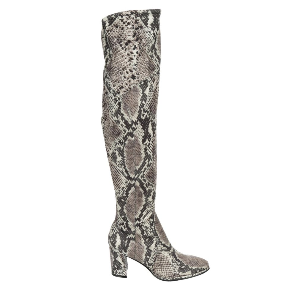 Marc Fisher Womens Luley Tall Boots