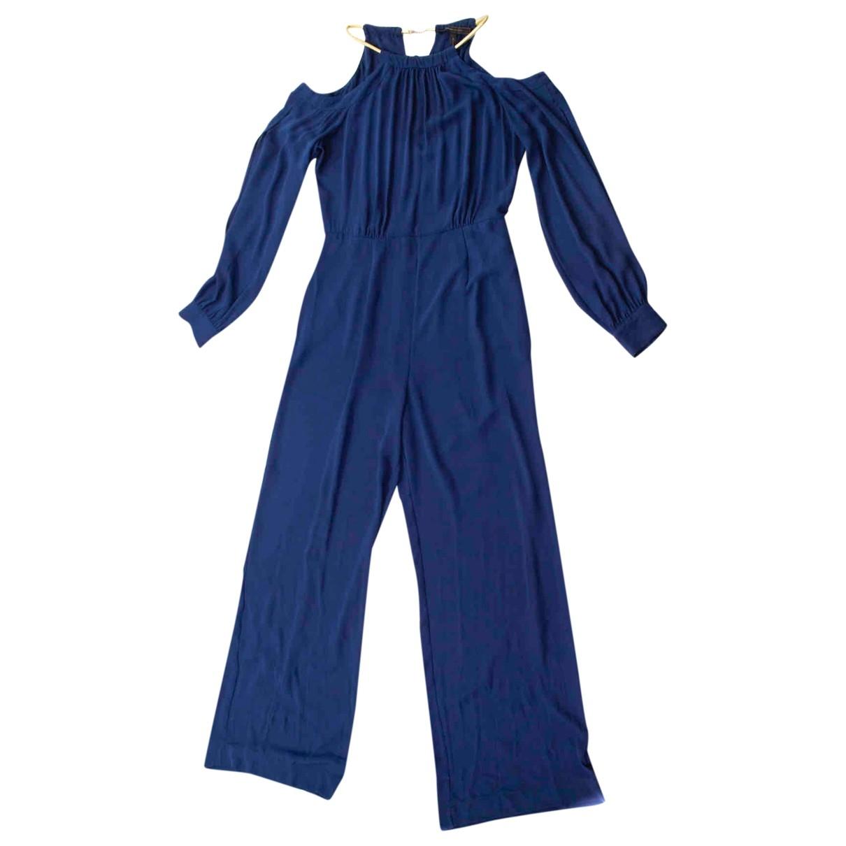 Bcbg Max Azria \N Navy jumpsuit for Women 8 US