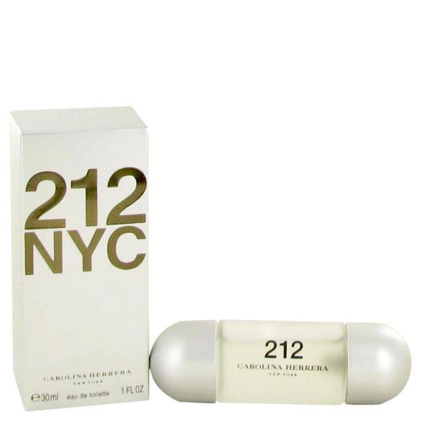 Carolina Herrera - 212 NYC : Eau de Toilette Spray 1 Oz / 30 ml