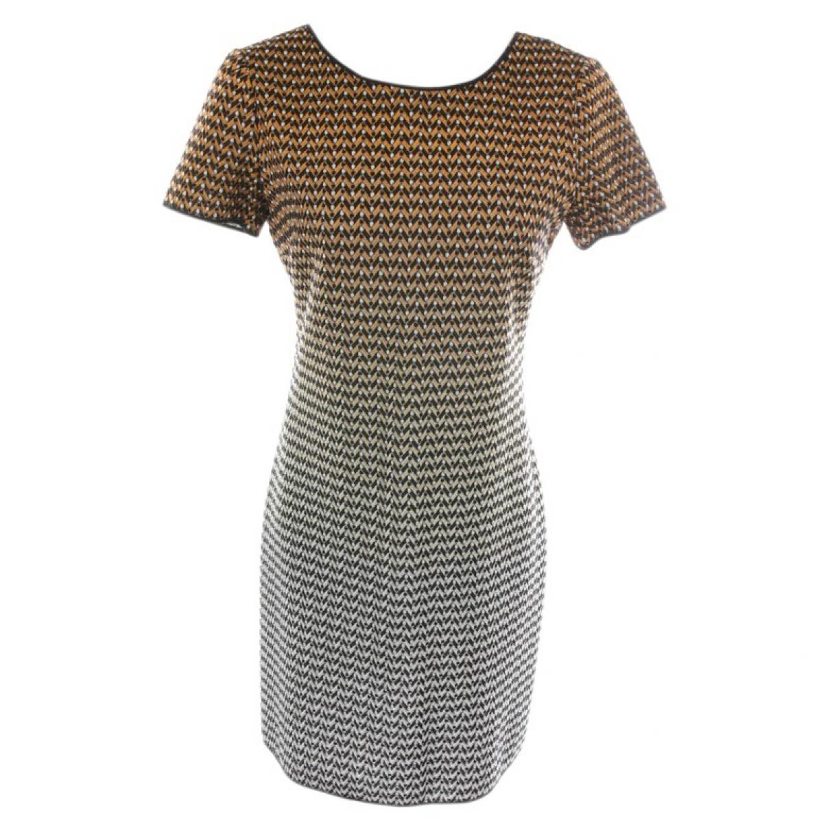 Missoni \N Kleid in  Bunt Baumwolle