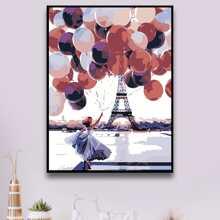 Balloon Print DIY Diamond Painting Without Frame