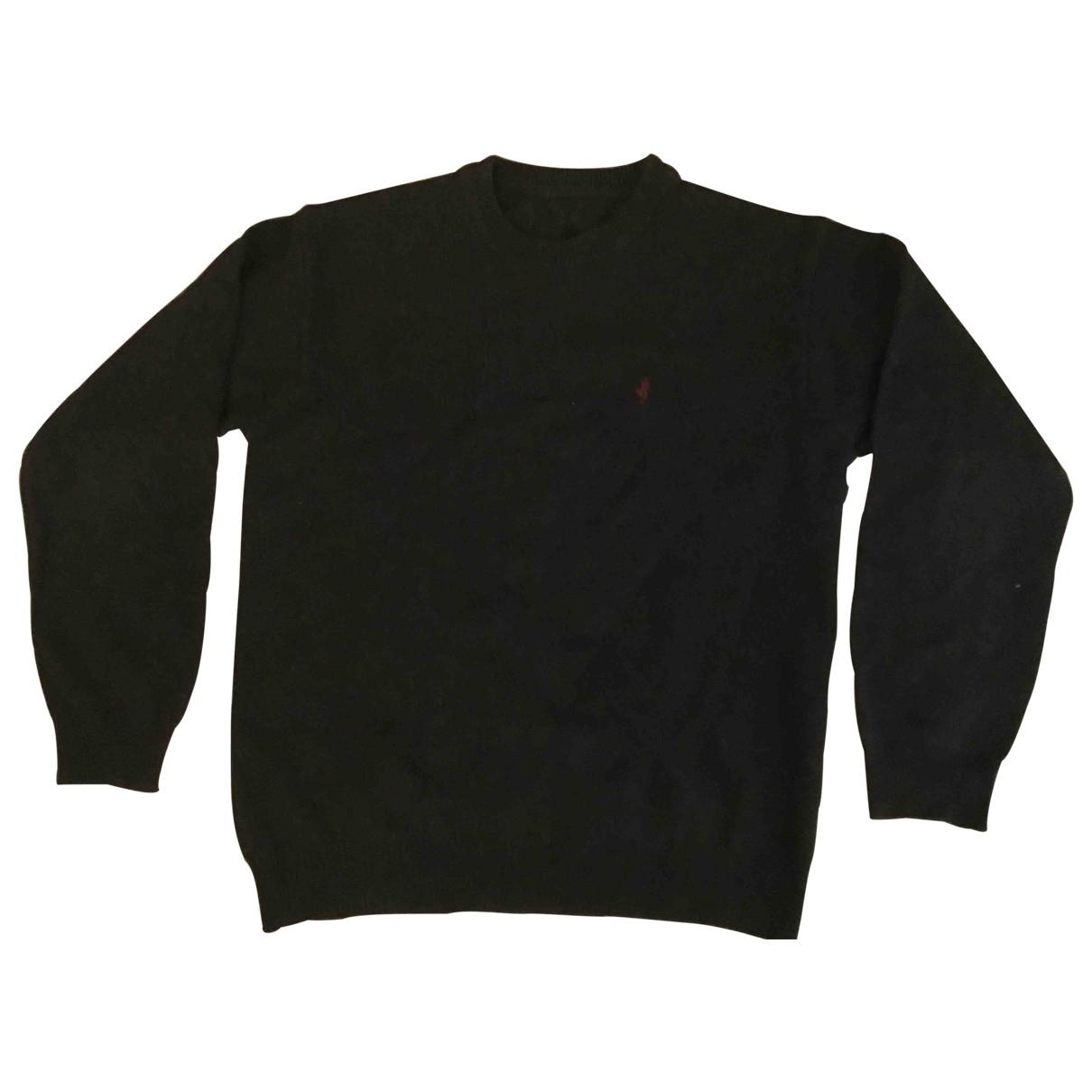 Polo Ralph Lauren \N Pullover.Westen.Sweatshirts  in  Anthrazit Wolle