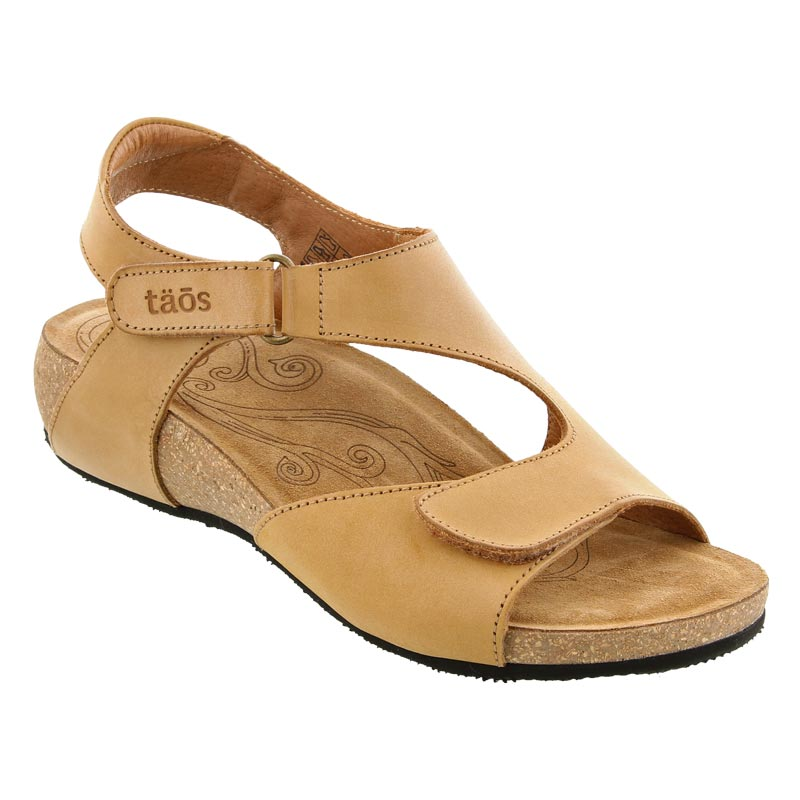 Taos Rita Tan Leather 40