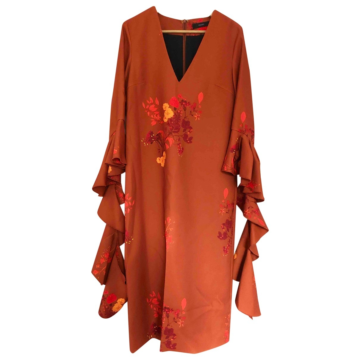 Ellery - Robe   pour femme - orange