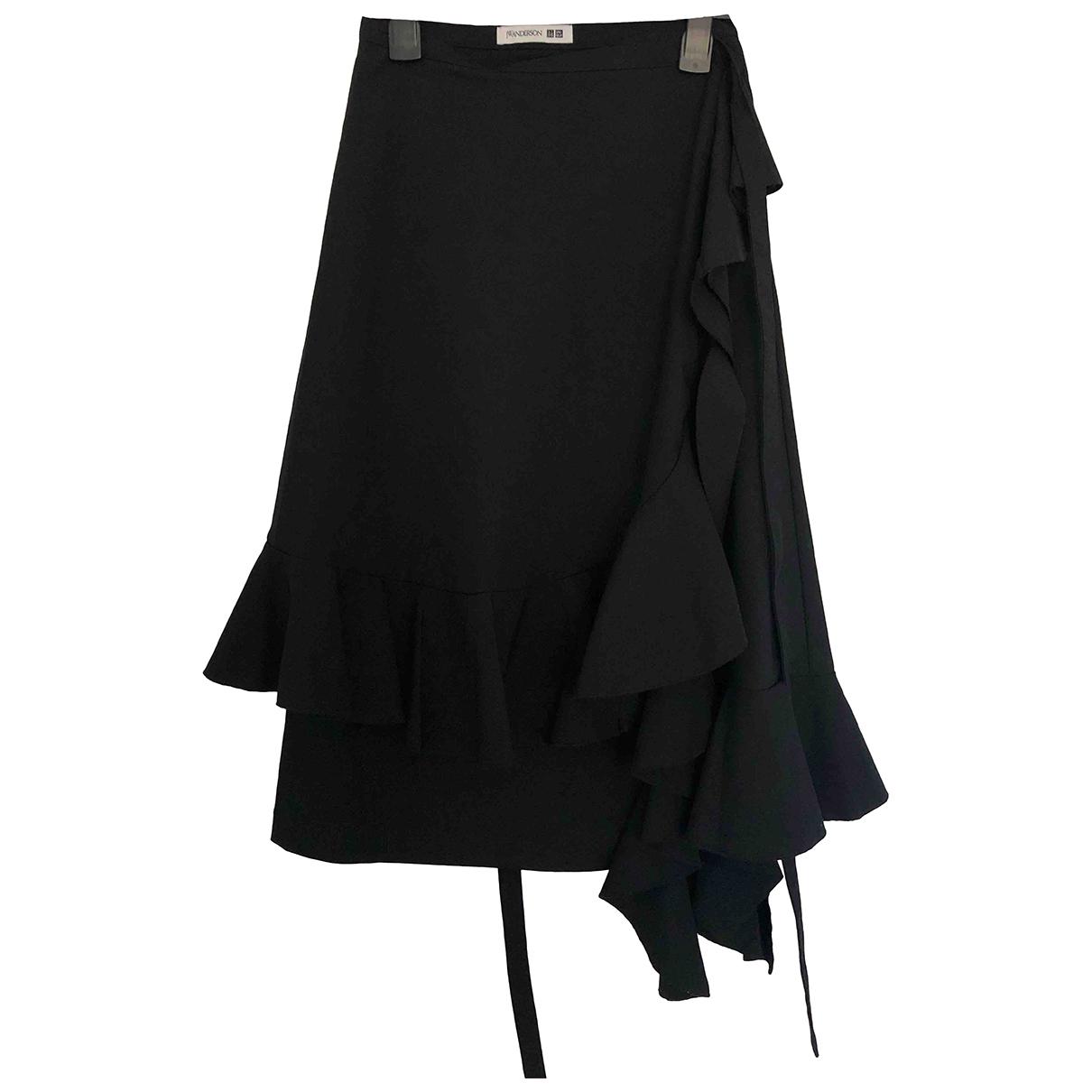 J.w. Anderson N Black Cotton skirt for Women S International