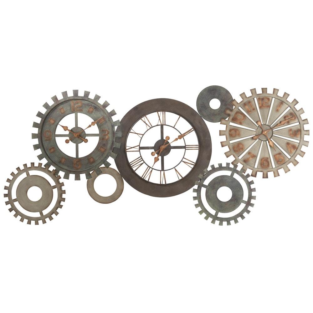 Metalluhren im Raederwerk-Design L164