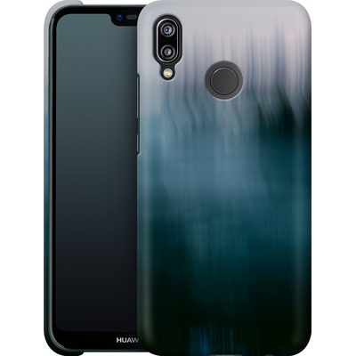 Huawei P20 Lite Smartphone Huelle - Twilight Sea Abstract von Joy StClaire