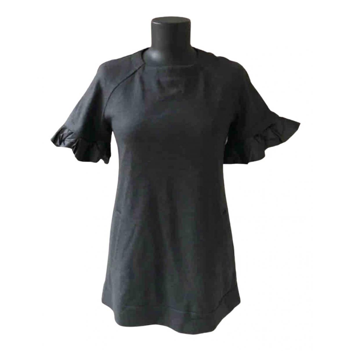 Lela Rose - Top   pour femme en laine - gris