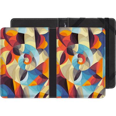 Kobo Aura Edition 2 eBook Reader Huelle - Colour Power von Georgiana Teseleanu