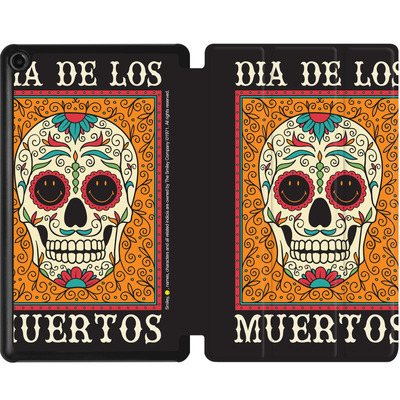 Amazon Fire 7 (2017) Tablet Smart Case - Dia De Los Muertos  von Smiley®