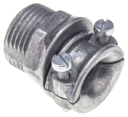 HARTING Han 3A, Han 4A Series Cable Glands Metal Thread Size PG11, For Use With Han 3A and 4A Connectors, Heavy Duty Power