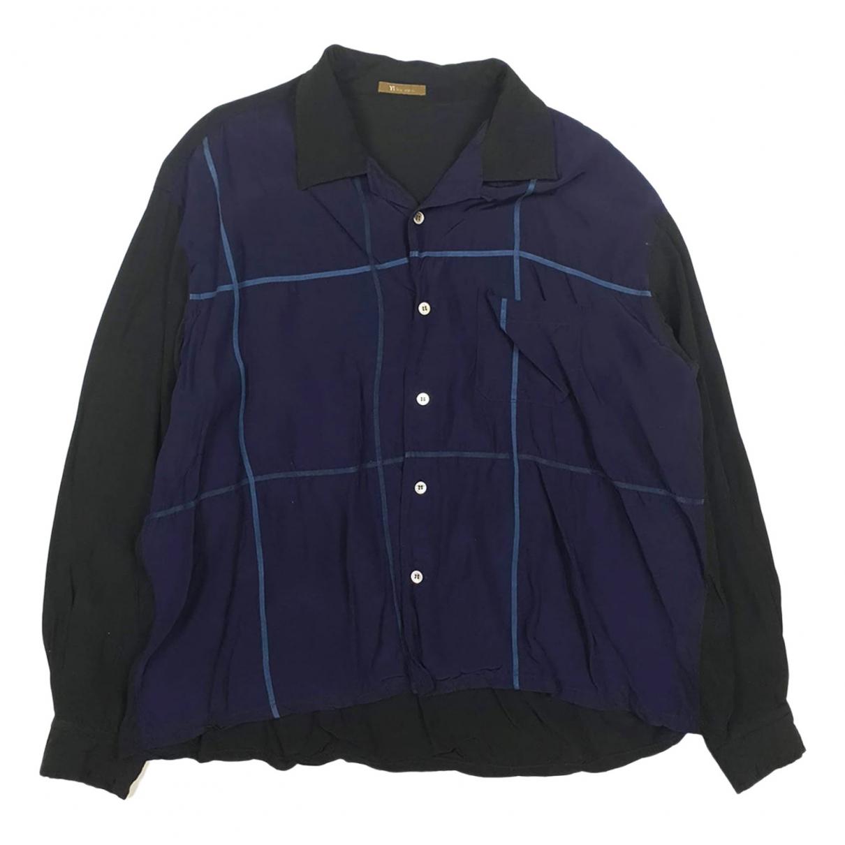 Y's \N Blue Shirts for Men M International