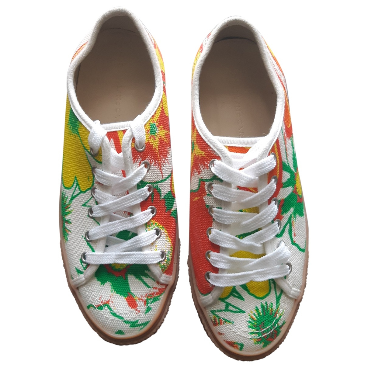 Stella Mccartney \N Multicolour Cloth Trainers for Women 41 EU