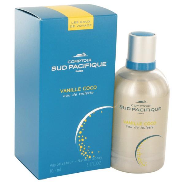 Vanille Coco - Comptoir Sud Pacifique Eau de toilette en espray 100 ML