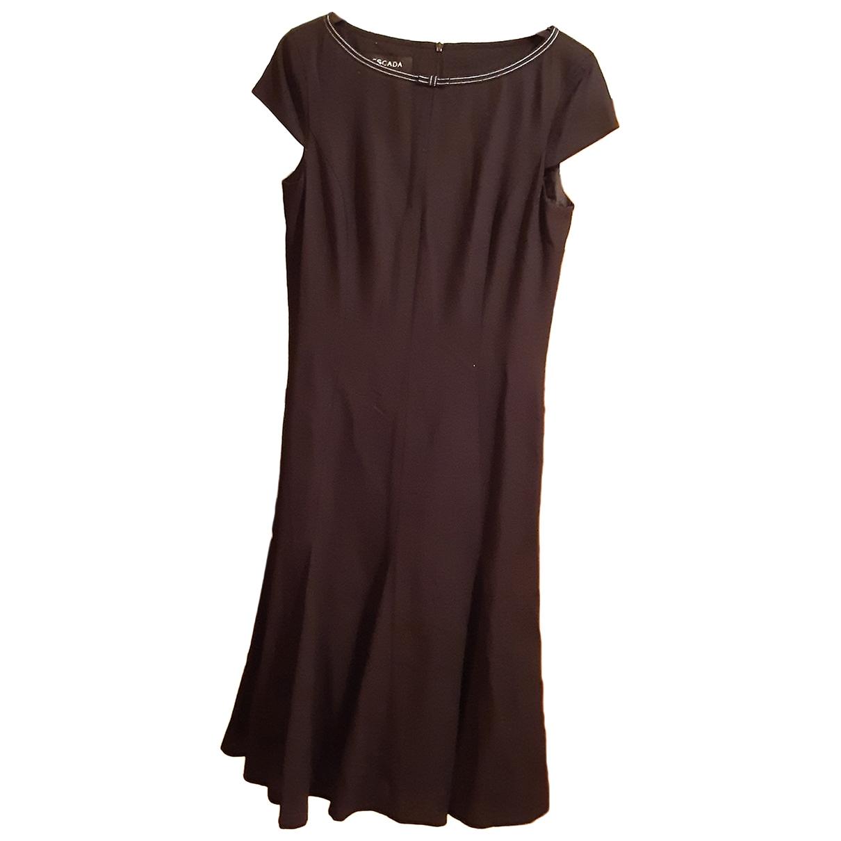 Escada \N Blue Wool dress for Women 34 FR