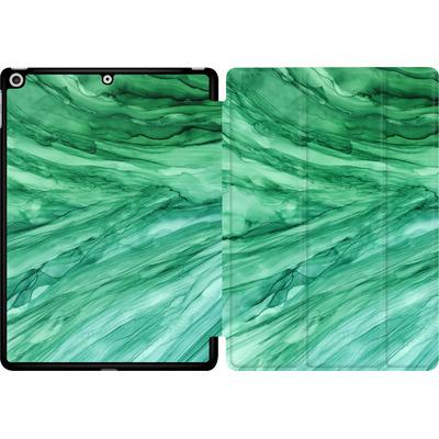 Apple iPad 9.7 (2017) Tablet Smart Case - Emerald von Becky Starsmore