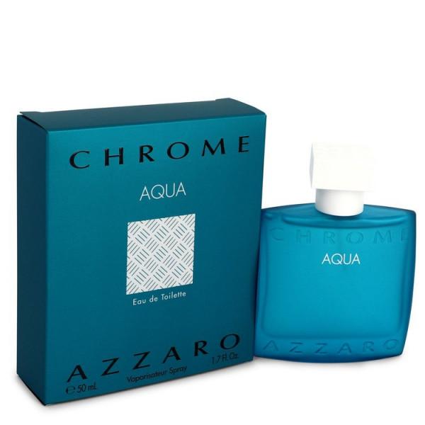 Chrome Aqua - Loris Azzaro Eau de toilette en espray 50 ML