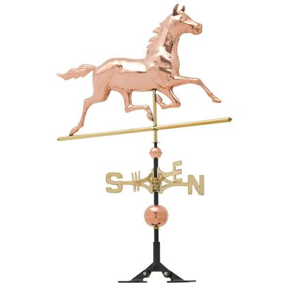 45031 Copper Horse Weathervane -