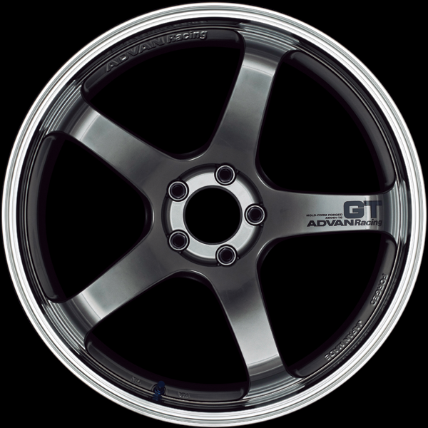 Advan GT Premium Wheel 19x9.5 5x120 21mm Machining & Racing Hyper Silver