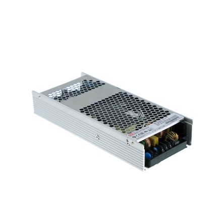 Mean Well , 753.6W Embedded Switch Mode Power Supply SMPS, 48V dc, Enclosed