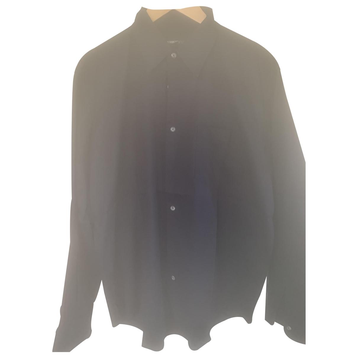 Cerruti - Chemises   pour homme en coton - marine