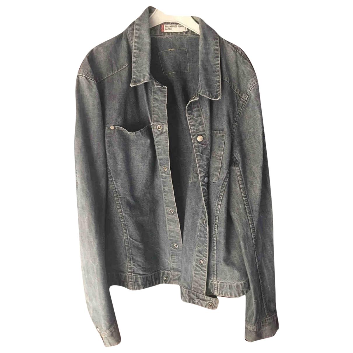 Levi's \N Grey Denim - Jeans jacket  for Men L International