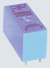 Celduc 2 A Solid State Relay, Zero Crossing, PCB Mount, Triac, 275 V ac Maximum Load
