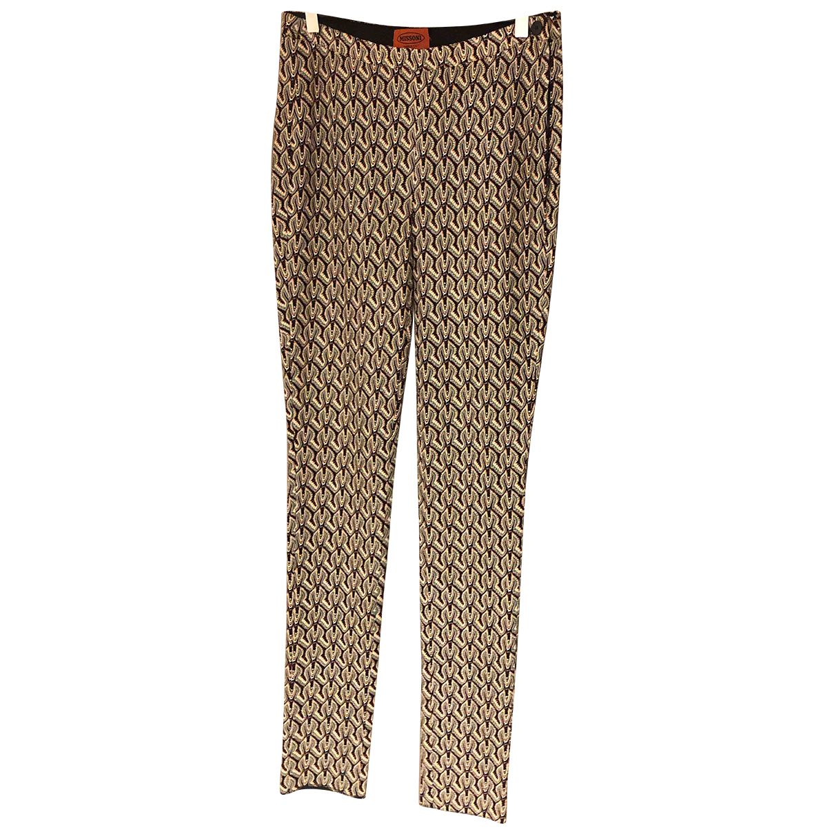 Missoni N Trousers for Women 40 FR