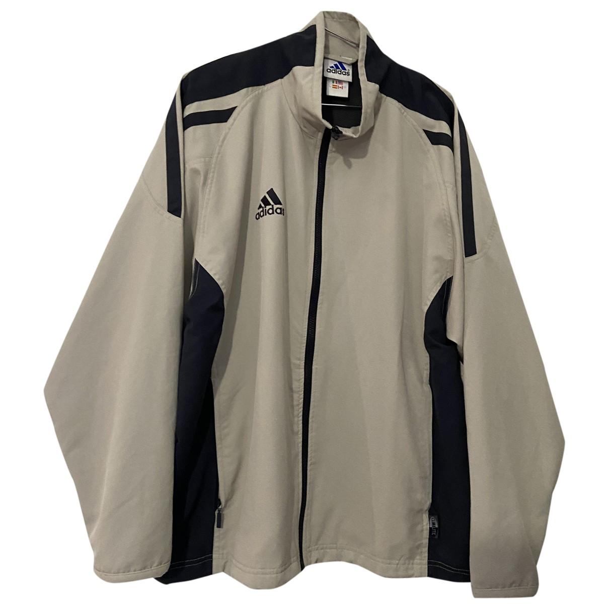 Adidas \N Jacke in  Beige Polyester