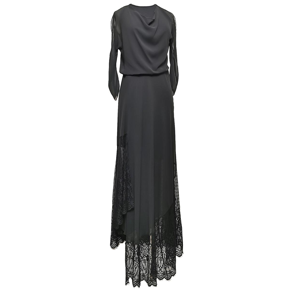 Maxi vestido John Galliano