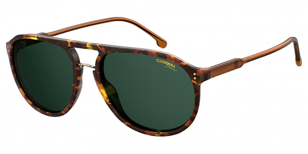Carrera 212/S 086/QT Mens Sunglasses Tortoise Size 58
