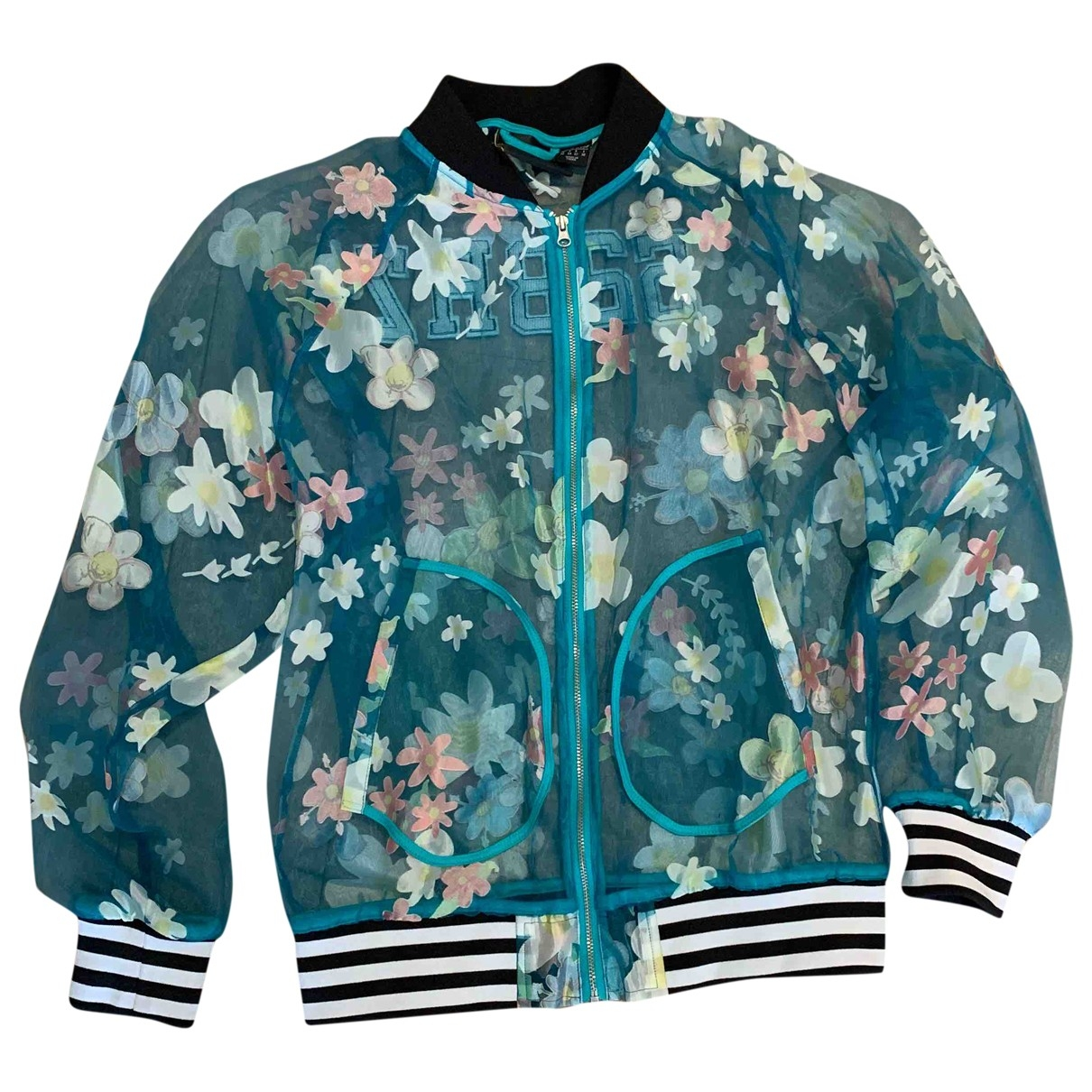 Adidas X Pharrell Williams \N Multicolour Cotton jacket for Women 34 FR