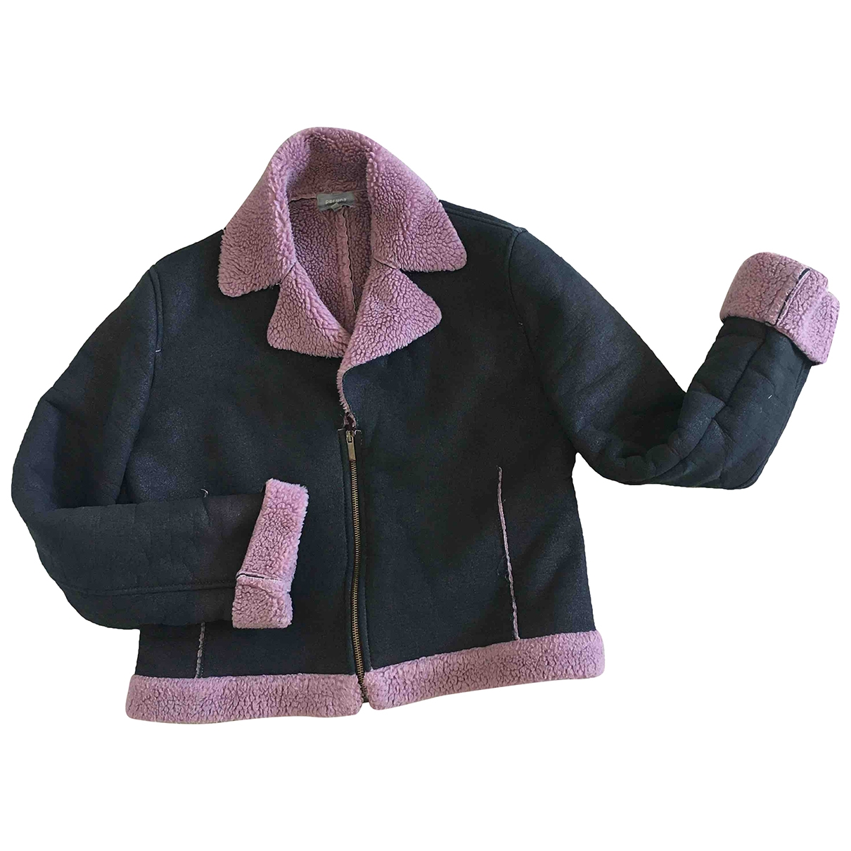 Non Signé / Unsigned \N Multicolour Cotton jacket for Women 12 UK