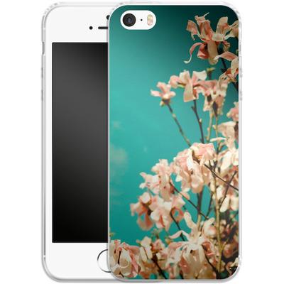 Apple iPhone SE Silikon Handyhuelle - Spring Kingwood von Joy StClaire