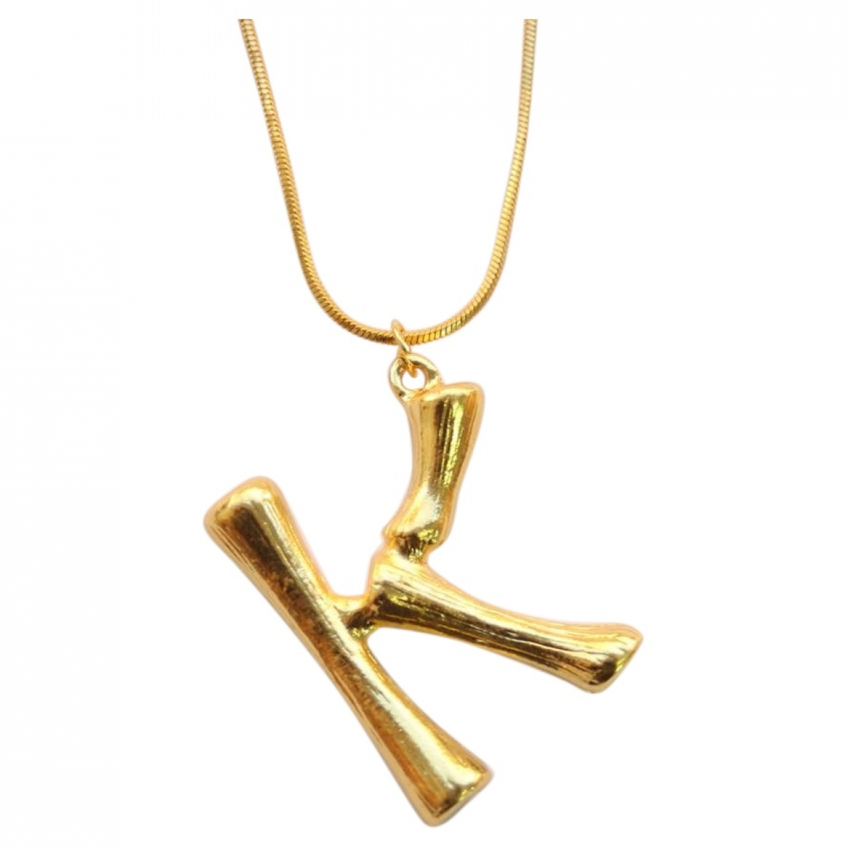 Non Signé / Unsigned Chaînes Gold Metal necklace for Women \N